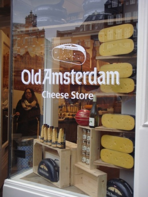 Old Amsterday Cheese Store
